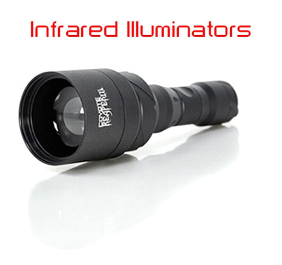 infrared illuminator from predator tactics
