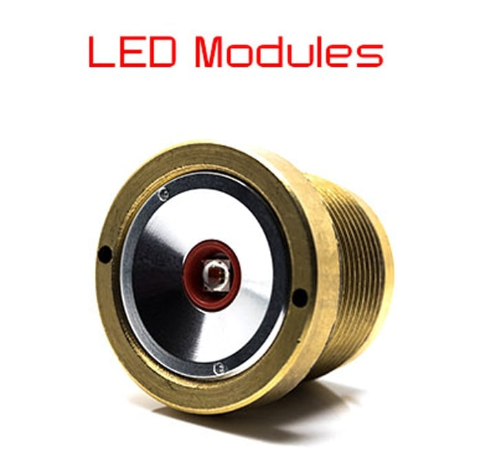 led modules for night hunting lights by predator tactics