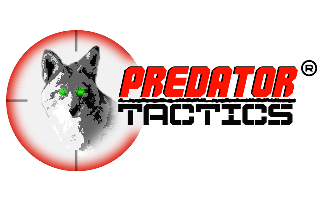logo predator tactics night hunting lights