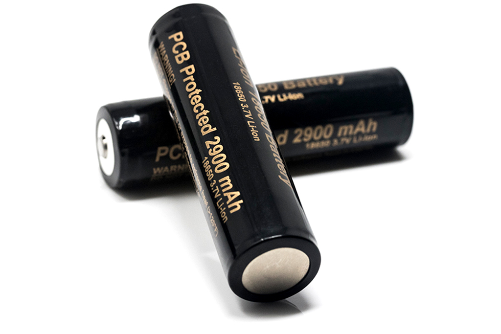 18650 rechargeable batteries for hunting lights by predator tactics