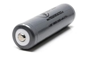 2400mah rechargable battery by predator tactics for hog hunting lights