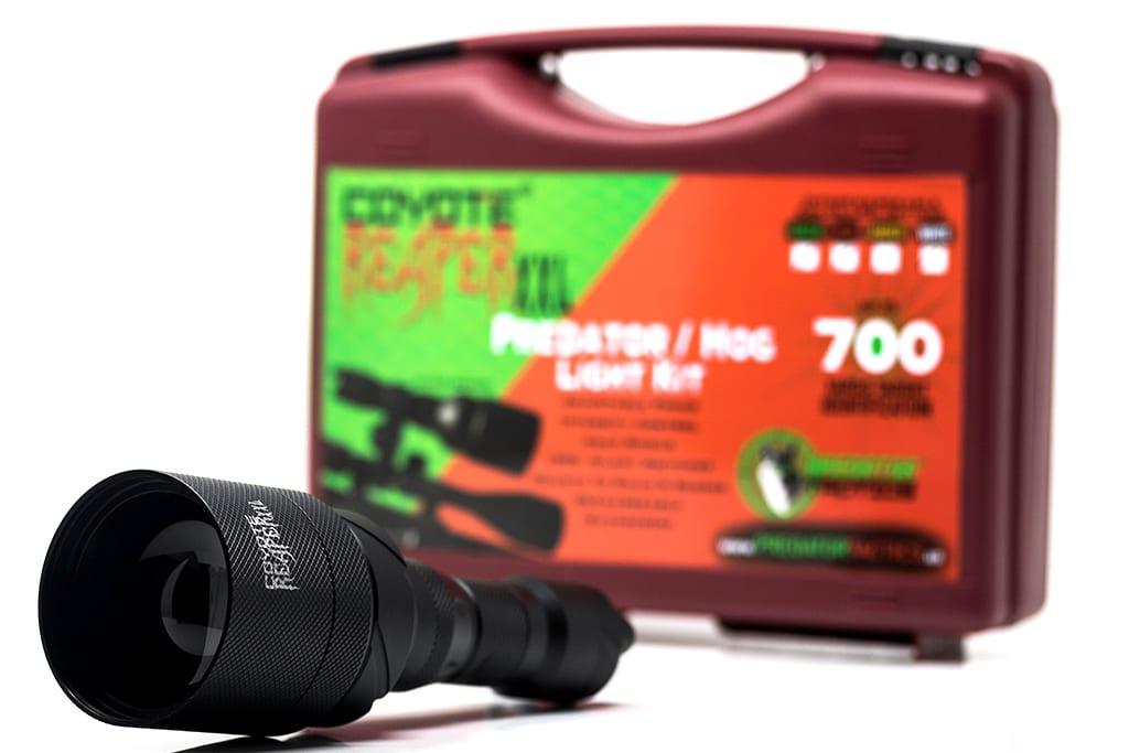 hog hunting light kit Coyote Reaper XXL by predator tactics