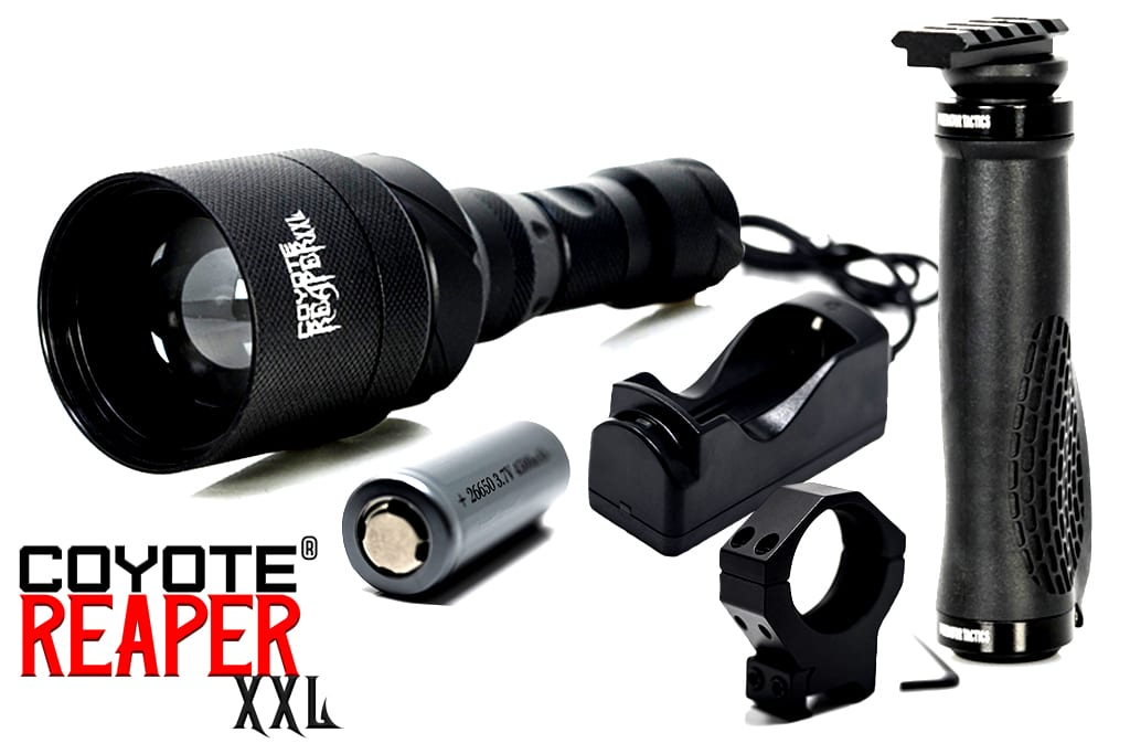 coyote reaper XXL predator scan light package