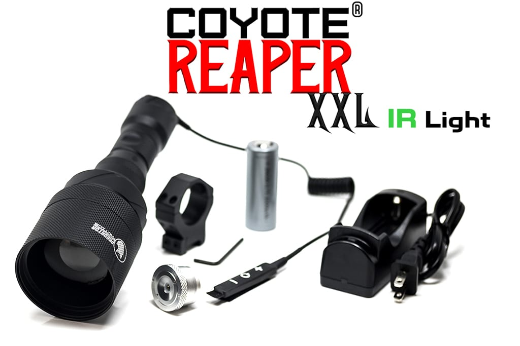 XXL ir illuminator kit coyote reaper