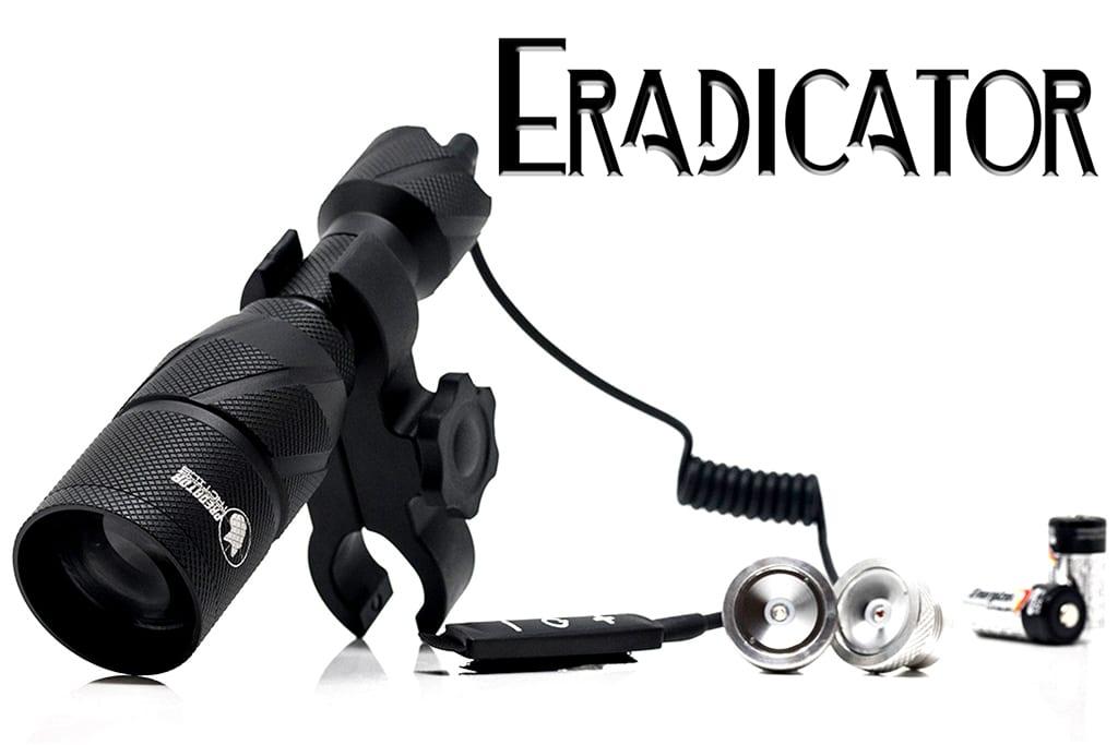 Predator tactics eradicator hog lights kit
