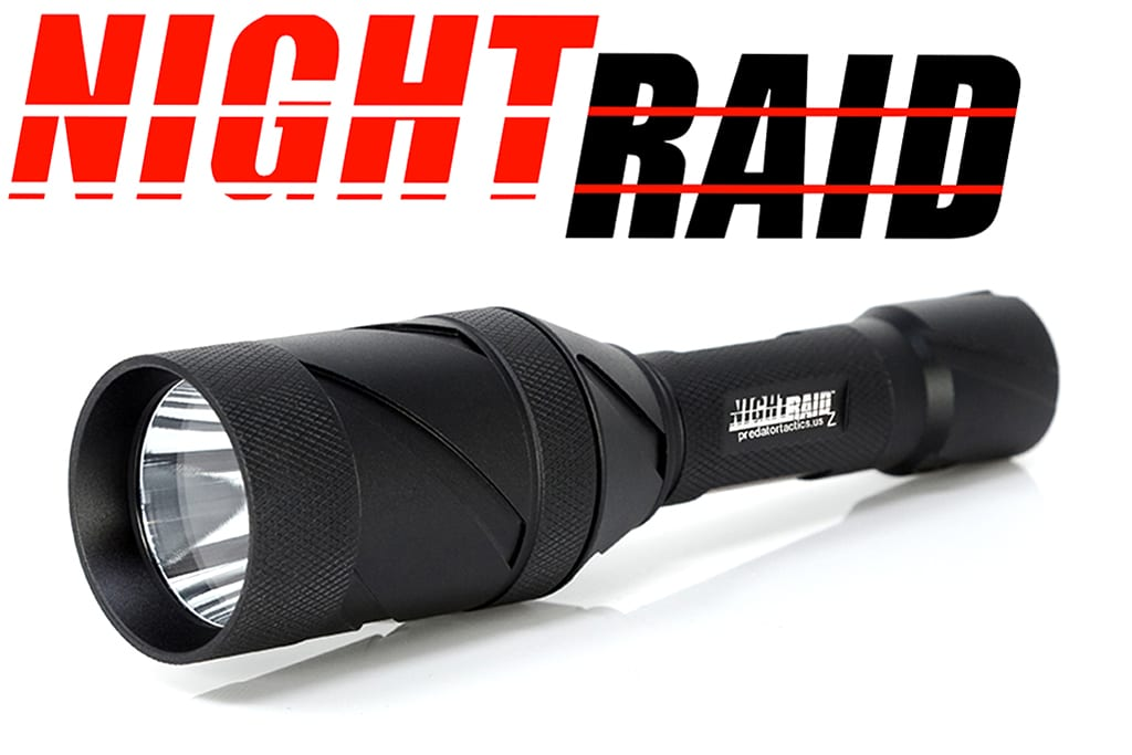 night raid coyote hunting light from predator tactics