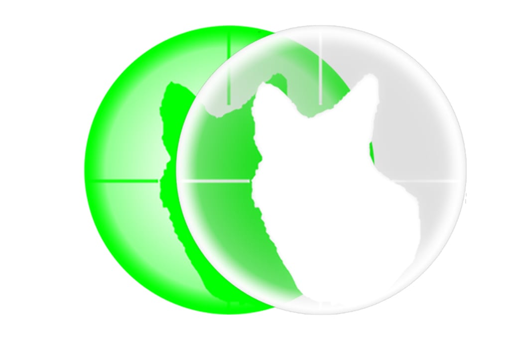 predator tactics green headlamp kit emblem