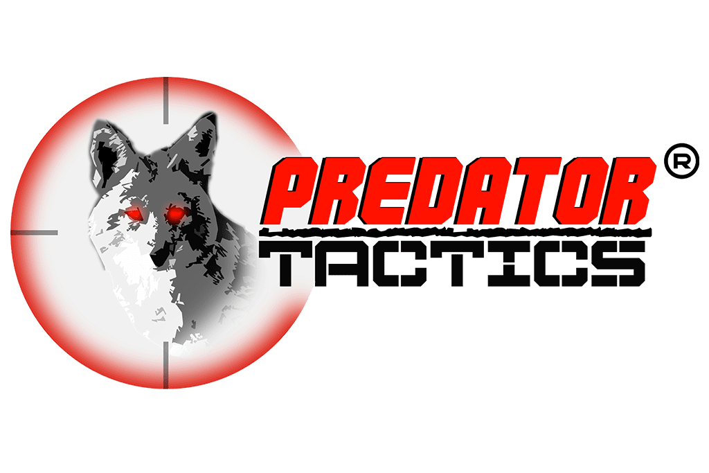 logo for predator tactics hunting lights for predator hunting gear