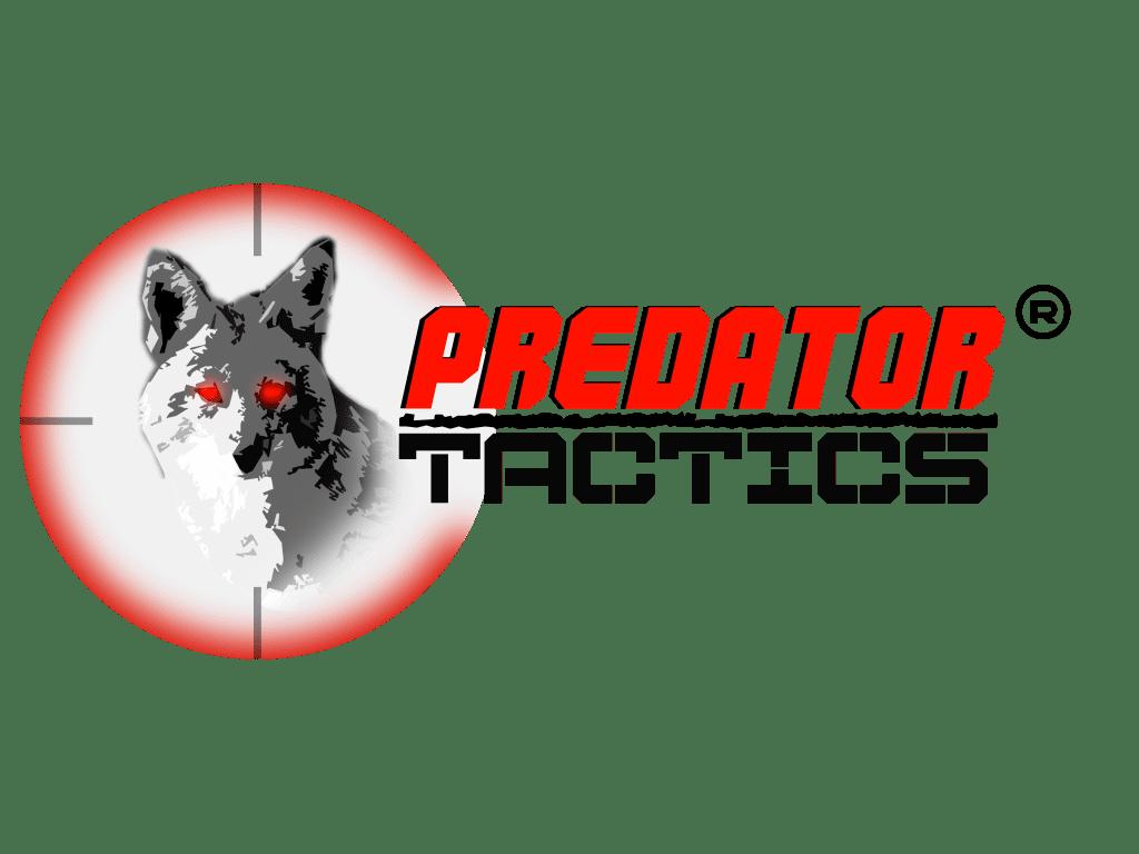 Predator tactics hunting gear logo