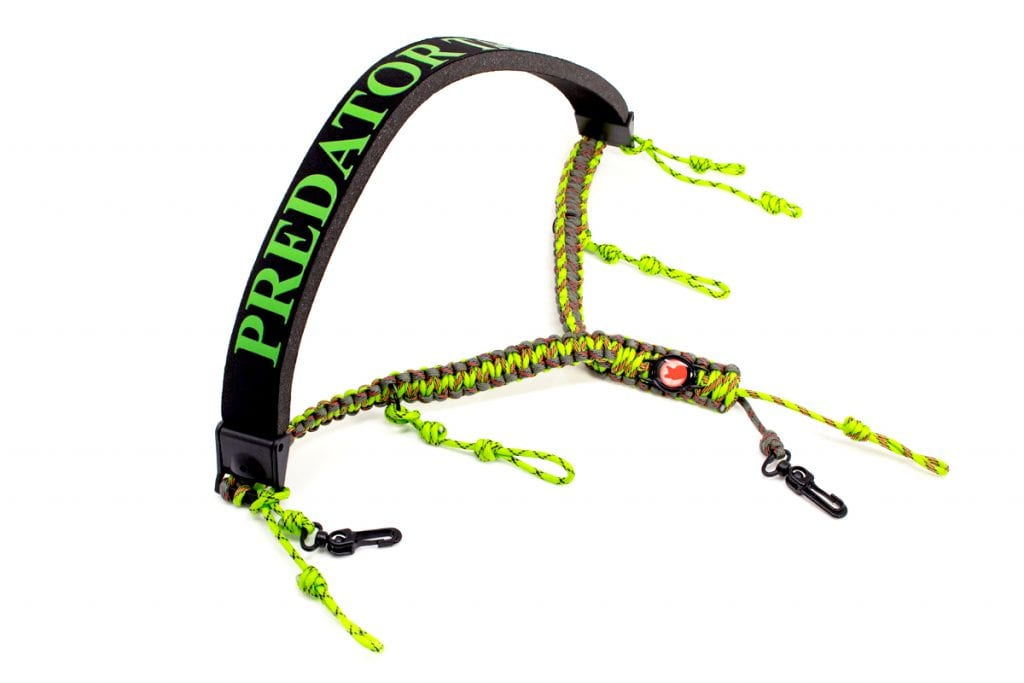 PT Lanyard Green & Grey-edit